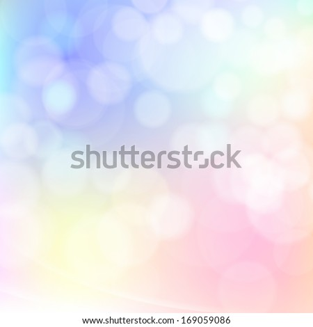 Abstract light background. Background for presentation. Raster version.
