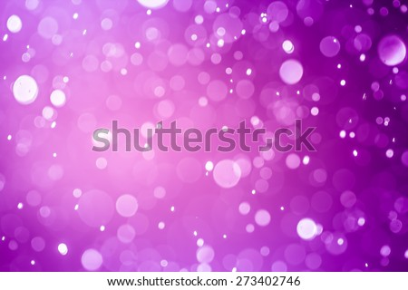 abstract light bokeh background,magenta color - stock photo