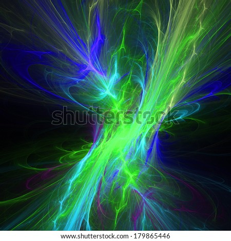 Abstract light fractal background, best viewed many details when viewed at full size  - stock photo