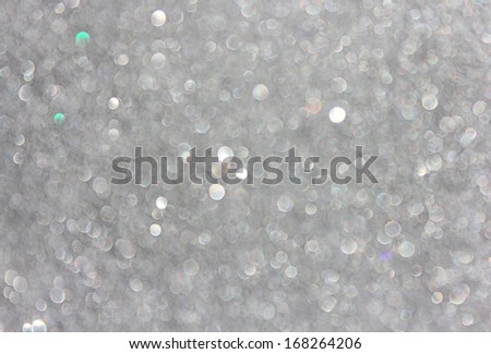 abstract light holiday background bokeh effect - stock photo