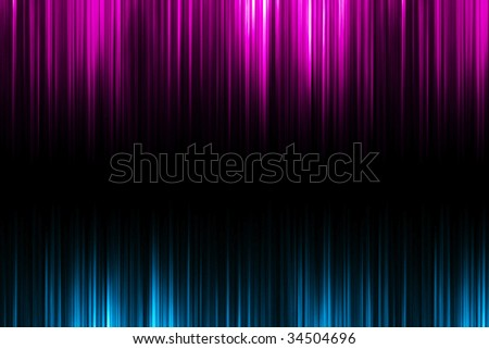 Abstract lights striped. Colored background in grunge style
