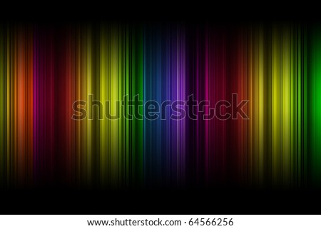 Abstract lights striped. Colored background in grunge style - stock photo