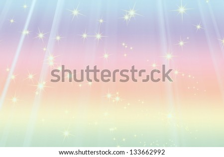 Abstract line glowing texture with colorful background - stock photo