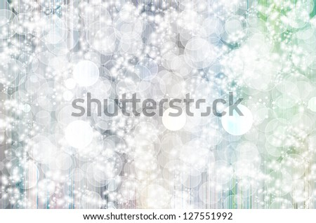 Abstract magic background - stock photo