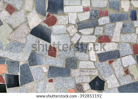 Abstract Marble on cement background, texture background