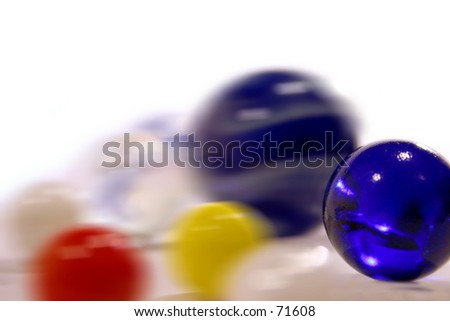 Abstract Marbles 1