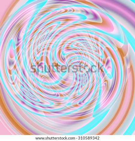 Abstract messy pale colourful background - stock photo