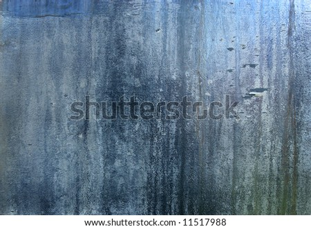 Abstract Metal Grunge - stock photo
