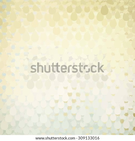 Abstract minimal background with white and blue pixels, abstract blue background. Ideal for brochure cover or business concept designs. Raster version - stock photo