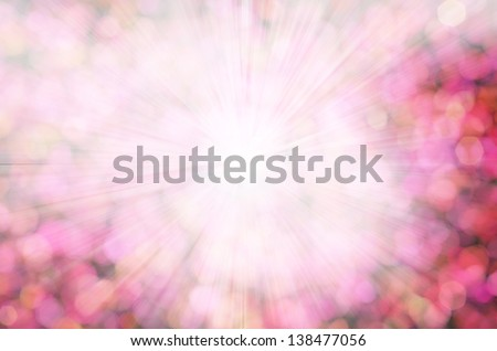 Abstract Motion light  background - stock photo