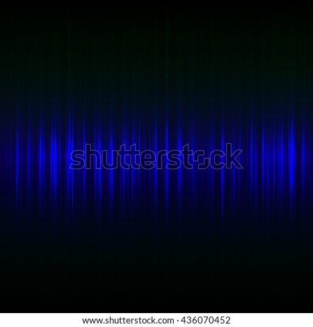 Abstract music blue equalizer.  - stock photo