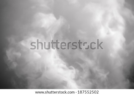 abstract nature background motion effect of smoke - stock photo