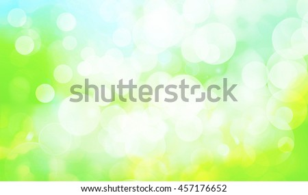 abstract nature background with transparent circles and dots pattern