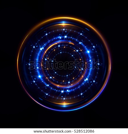 Symbol Women Stock Vector Shutterstock #0: stock photo abstract neon background luminous swirling bunner glowing spiral clock face jellyfish tunnel