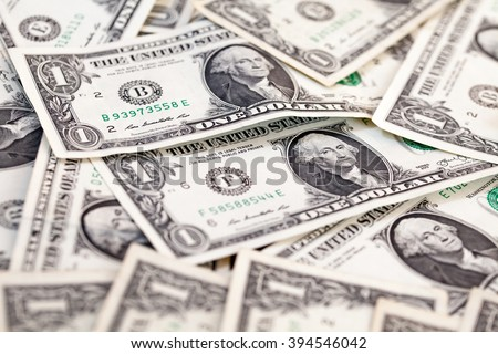 Abstract of American bill notes over all the place