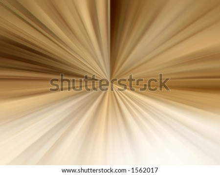 Abstract of Brown Light Rays
