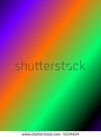 Abstract of neon colors