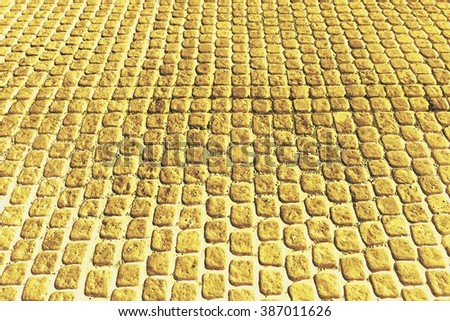 abstract of tile floor for background used