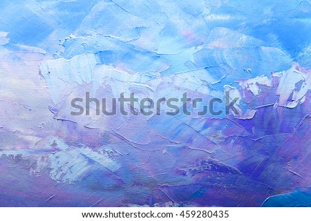 Abstract Oil Paint Texture On Canvas Stock Photo Royalty Free