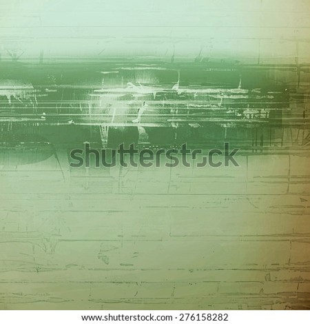 Abstract old background with rough grunge texture. With different color patterns: yellow (beige); brown; gray; green - stock photo
