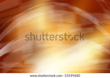 Abstract orange and white tone background. - stock photo