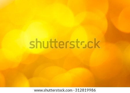 Abstract orange and yellow background - stock photo