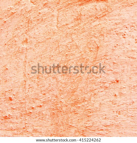 abstract orange background texture concrete wall