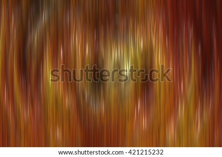 abstract orange background. vertical lines and strips