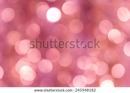 abstract orange,white and pink silver bokeh background with texture - stock photo
