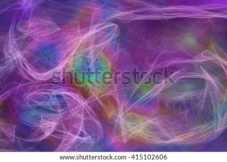abstract painting for background