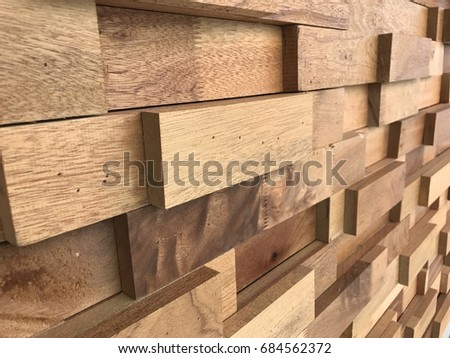 Abstract Paneling Pattern Background Wood Wall Stock Photo & Image ...