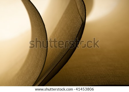 Abstract paper lines background - stock photo