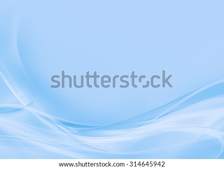 Abstract pastel blue and white background for design