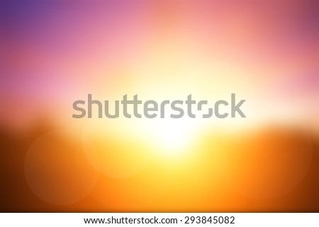 Abstract pastel blurred background - stock photo