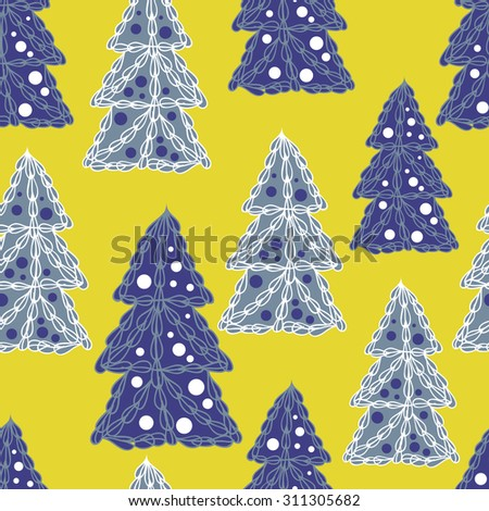 Abstract Pattern Background Knitted Christmas Winter Stock