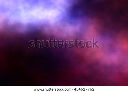 abstract pattern colorful smoke  background. - stock photo