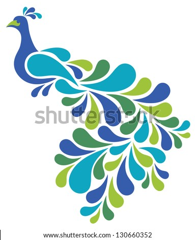 Peacock Isolated Stock Images, Royalty-Free Images ...
