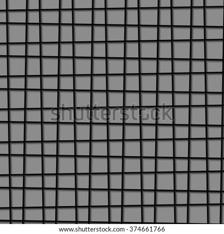 Abstract perpendicular lines background