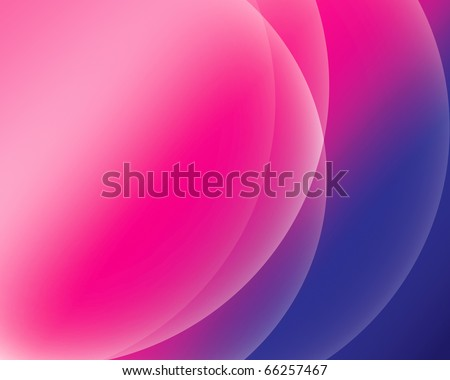 Abstract pink and drakblue curve backgrounds - stock photo