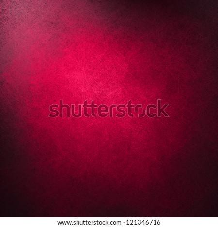 abstract pink background, valentine red bright center spotlight, black vignette border frame, vintage grunge background texture red pink paper layout design, light colorful graphic art, old border - stock photo