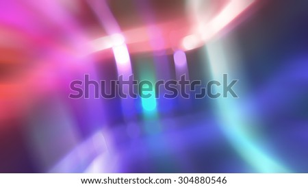 Abstract pink background with bokeh defocused lights and shadow. - stock photo