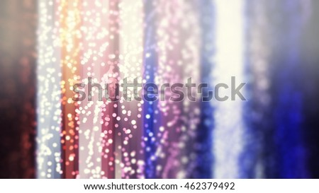 Abstract pink background with bokeh defocused lights and shadow.