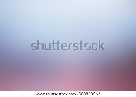 Abstract pink, teal, purple blur color gradient background for web, presentations and prints. clear sunset sky twilight