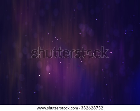 Abstract purple blurred background with bokeh.  - stock photo