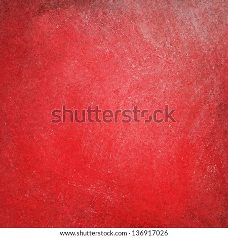 Abstract Red Background Christmas Color Classic Vintage Grunge Texture Wall With Rich Elegant Luxury