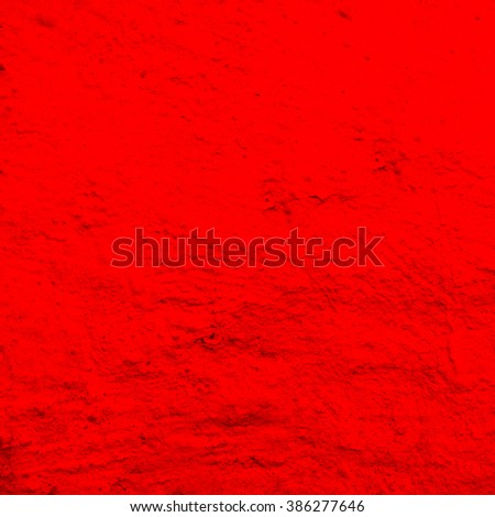 Abstract red background concrete texture . Cement wall