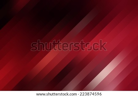 abstract red background. diagonal lines and strips. - stock photo