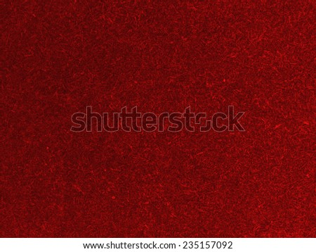 abstract red background or Christmas background with bright center spotlight and black vignette border frame with vintage grunge background texture red paper layout design colorful graphic art - stock photo