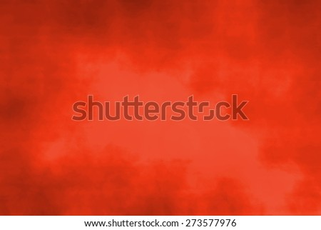 abstract red background or Christmas Designed the mist texture, background - stock photo