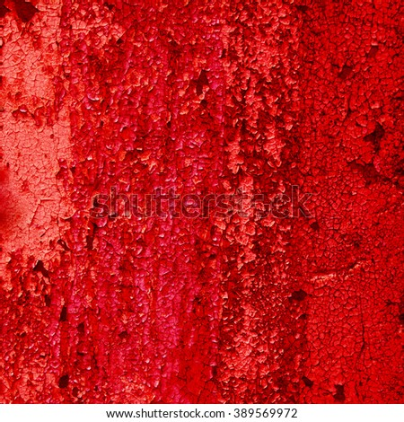 abstract red background texture old cement wall